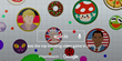 Agar.io was the top-trending game on Google Search in 2015.