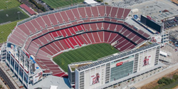 DuPont Corian Featured Throughout Levi's Stadium Museum