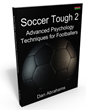 Soccer Tough2 Book Cover