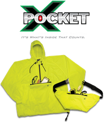 x pocket yellow