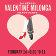 2016 Valentine Milonga Tango Party at Marin Country Mart