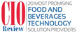 ESHA Research Selected for 20 Most Promising Food and Beverage Technology Solution Providers by CIOReview