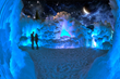 Plan your engagement at the Ice Castles on Valentine's weekend.