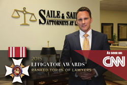 Michael Saile Litigator Award