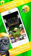 Football Zoo Owl Selfie Camera App 2
