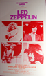 Avid Collector Announces His Search for Original 1972 Portland Memorial Coliseum Led Zeppelin Concert Posters