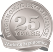 Workrite Ergonomics Celebrates 25th Anniversary