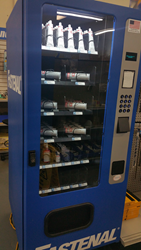 Fastenal's Hernon Product Vending Machine