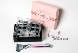 Angel Shave Club Is The First Boutique Shave Club For Women