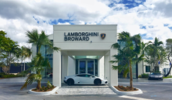 Authorized Dealer Automobili Lamborghini