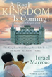 Israel Marrone announces new book, 'A Real Kingdom is Coming!'