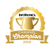 InfoTronics recognizes Gorrie-Regan and Associates as Top Channel Champion