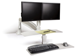 Ergoprise Unveils the New S2S Sit Stand Workstation that Meets ANSI/HFES 100-2007 Health Standards