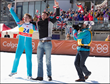 Mammoth Lakes Tourism and 20th Century Fox Bring Eddie The Eagle to Town