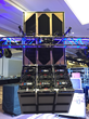 The Riverview crew mounted a pre-event rigging test in its Silicon Valley-based warehouse with the ROE Black OnyX LED Array to test design structures and ensure flawless execution on event day.