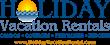 Holiday Vacation Rentals Logo