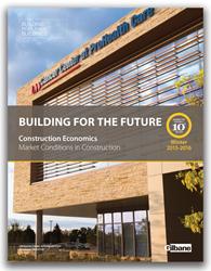 Gilbane Building Company winter economic report