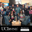 Lisa Caprelli speaks at University of California in Irvine to students on Entrepreneurship