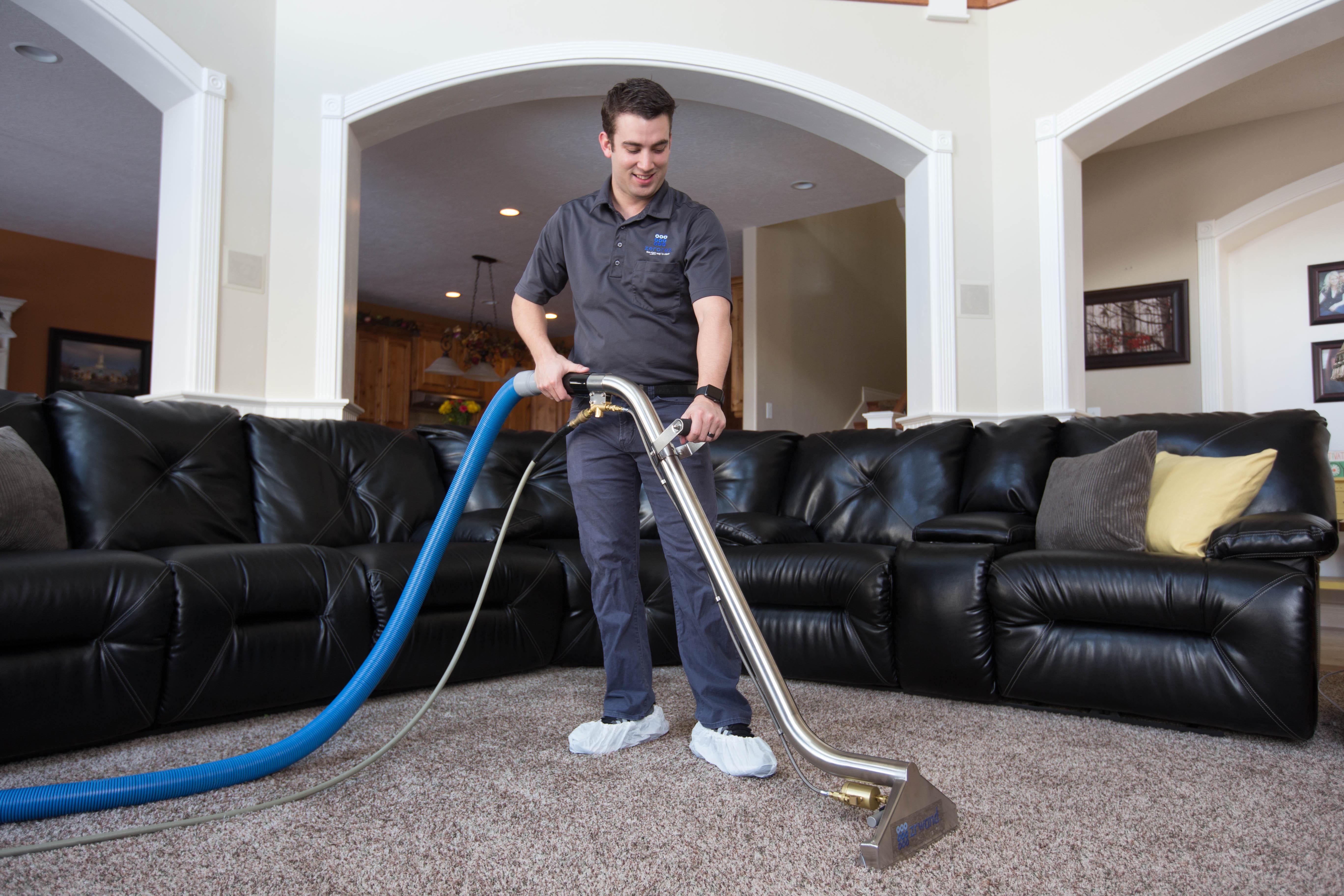 ZEROREZ®, The Right Way to Clean
