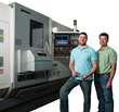 Okuma Customer Precision Products Reduces Scrapped Parts with Custom Machine Tool App