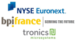 Tronics is Selected for Inclusion in the NYSE Alternext Bpifrance Innovation Stock Index