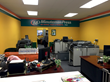 Minuteman Press franchise in Northvale, NJ - production area
