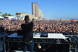 Diplo performs at the Beach Bash Music Fest during Spring Break 2015