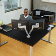 Workrite Ergonomics Announces the Conform Monitor Arm Series