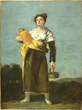 Four-Year, Global Art History Research Project Produces Major Discoveries About Renowned Painting, La Aguadora, by Francisco de Goya