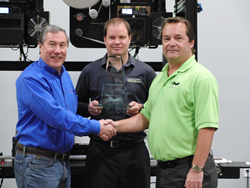 Numina receives Panther's Integrator of the Year award