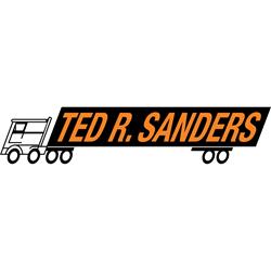 Ted R. Sanders logo