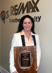 RE/MAX Southern Agent, Destin Lowery, Lifetime Achievement Award