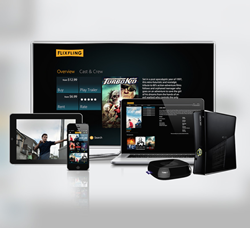 FlixFling Streaming Supported Devices