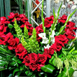 Cupid Showers Valentine's Flowers & Candy 24/7 at DTLA's CFM