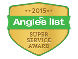 Sir Grout Receives Multiple Angie's List Super Service Awards