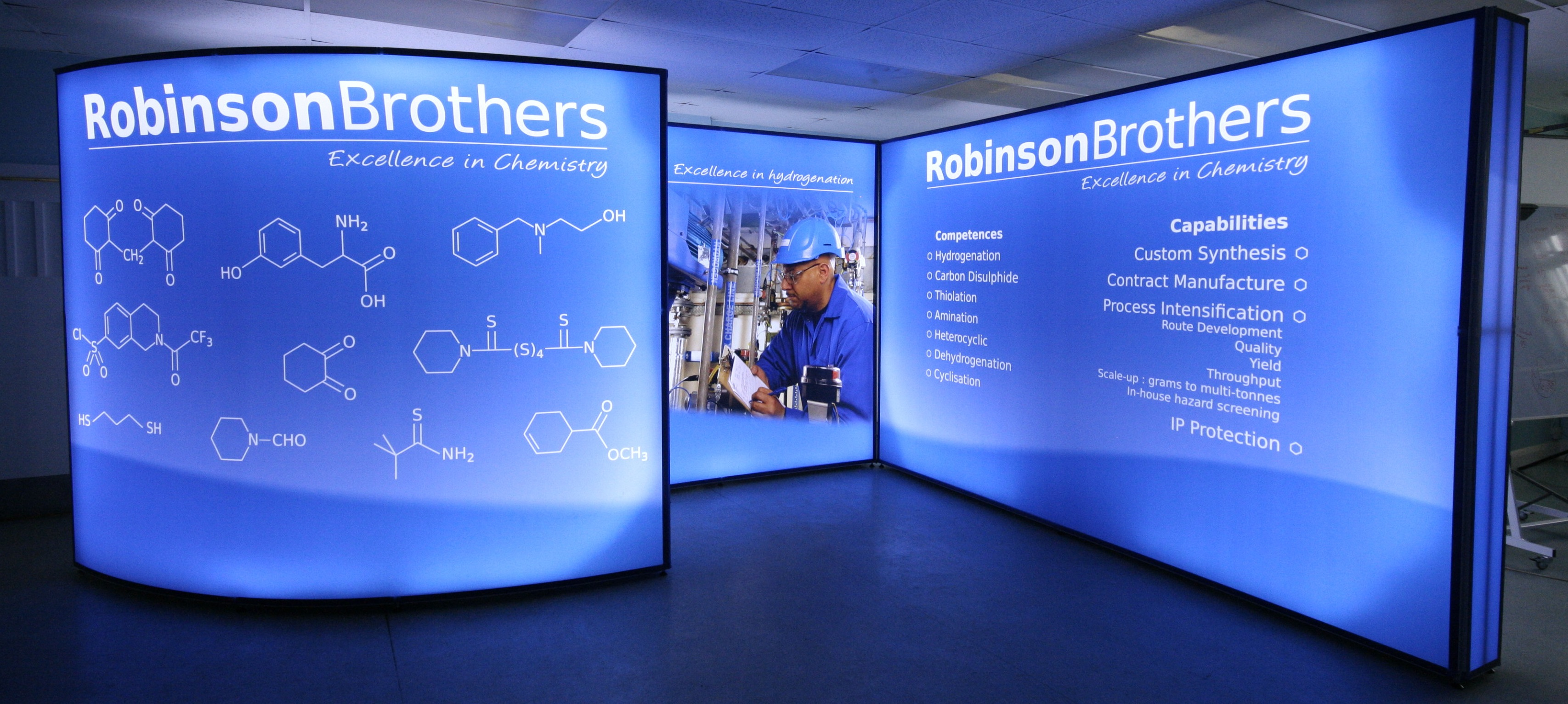 Exhibition Stand Northampton : Pod exhibitions launch new exhibition stand design website