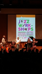 New York Jazz Workshop Summer intensive Series