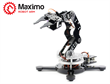 InnoTechnix is Launching an Arduino Maximo Robot Arm on Indiegogo