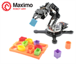 Maximo Robot Arm Playing