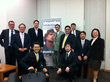Mark Joseph with members of Japanese Parliament after screening the film Doonby.