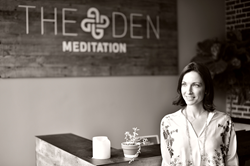 The Den Meditation Grand Opening