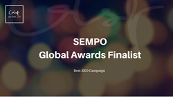 SEMPO Global Awards Finalist