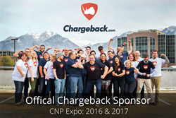 Official Chargeback Sponsor CNP Expo 2016-17