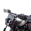 "The Road to the One: CROIG X British Customs' Mad Max-Themed Custom Motorcycle ""Furiosa"" En Route to The One Moto Show"