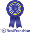Leading Franchise Opportunities Receive New Awards by 10 Best Franchise for August