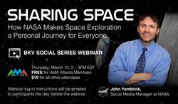 AMA BKV Social Series Webinar Featuring NASA