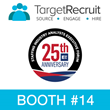 TargetRecruit Exhibits a Fifth Year at the 2016 Staffing Industry Analysts Executive Forum North America