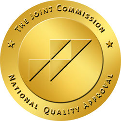 beachway therapy center's joint commission seal image