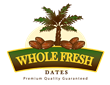 Whole Fresh Dates Logo