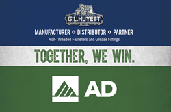 G.L. Huyett & Affiliated Distributors: Together, We Win.
